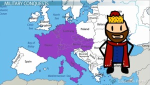 Charlemagne Holy Roman Empire and Divine Right to Rule