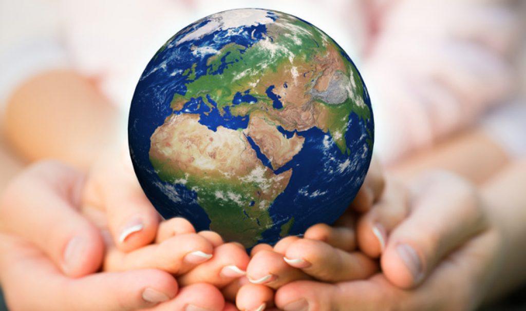 Love the <i>World</i>