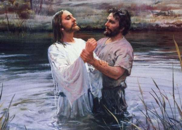Jesus baptism and its meaning   Christianity Global