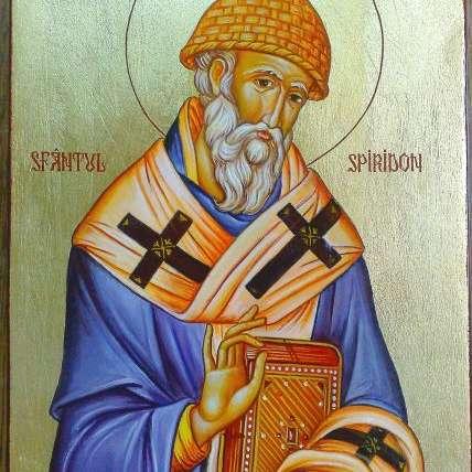 The Life of Saint Spyridon   Christianity Global