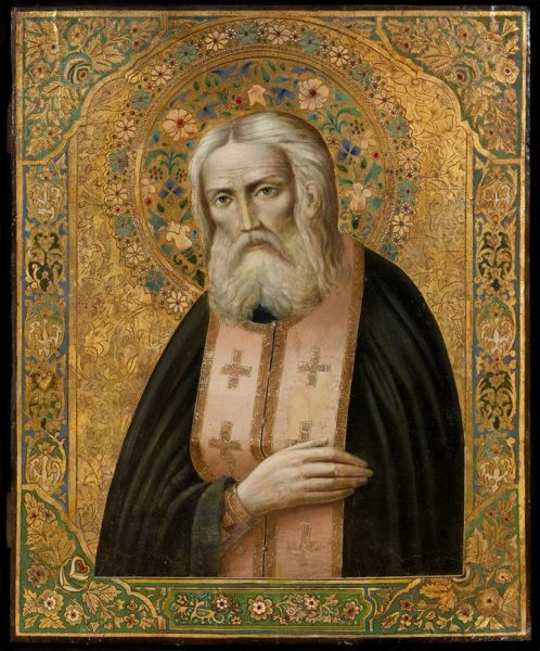 The Life of St Seraphim De Sarov of Sarov