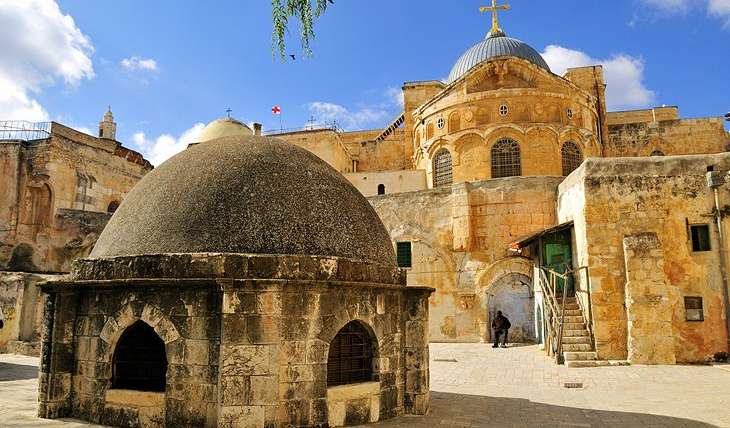 Things you did not know about Church of the Holy Sepulcher