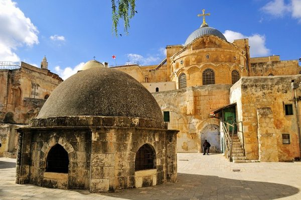 Things you did not know about the Church of the Holy Sepulcher
