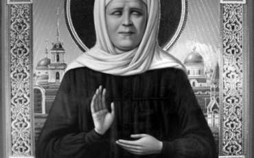 The Life of St Matrona | Christianity Global