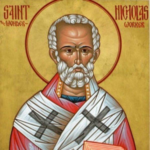 The Life of Saint Nicholas Santa | Christianity Global